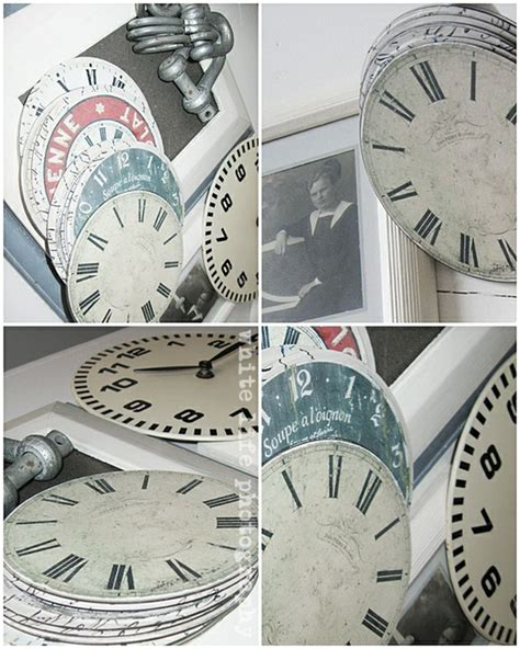 free printable cd clock faces recycling old cd s with the clock face printablesapplepins com