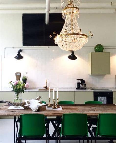 lustre tendance tendances d 233 coration dans la cuisine en 2016