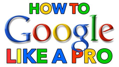 Search Who Like How To Like A Pro Top 10 Search Tips Tricks