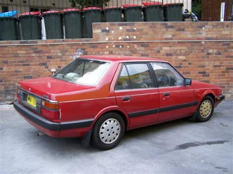 how cars work for dummies 1986 mazda 626 regenerative braking 1986 used mazda 626 626 delux fe125466 sedan car sales rockdale nsw very good 1 000