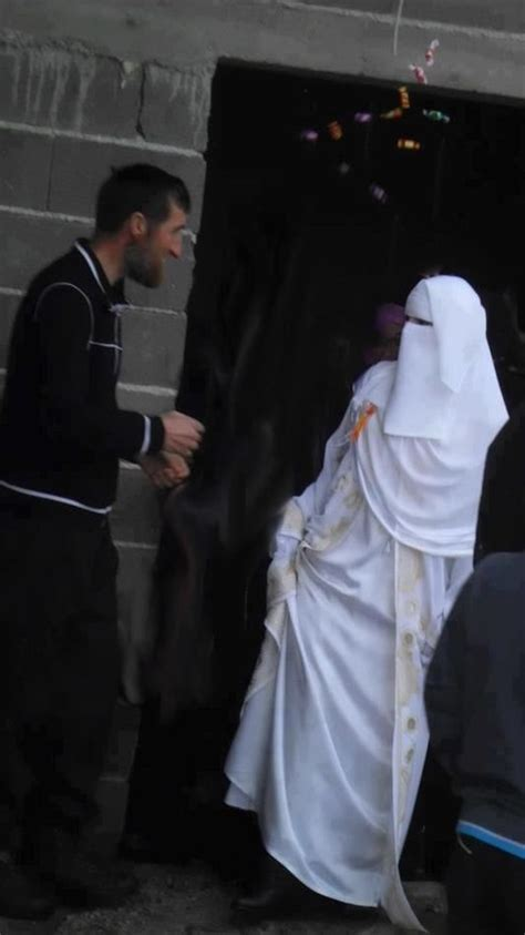 Khimar Palestina muslim beard and niqab image 3562529 by its