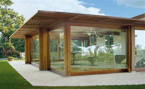 costruire veranda in legno come realizzare una veranda in legno da sogno supereva