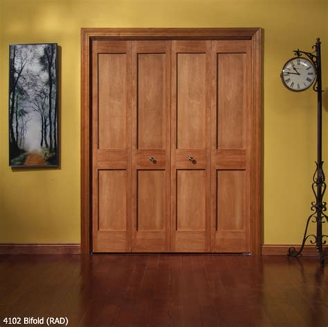 Wood Bifold Doors Interior Woodgrain Door Interior Woodgrain Doors