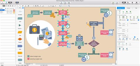 business process workflow software business process workflow diagrams solution conceptdraw