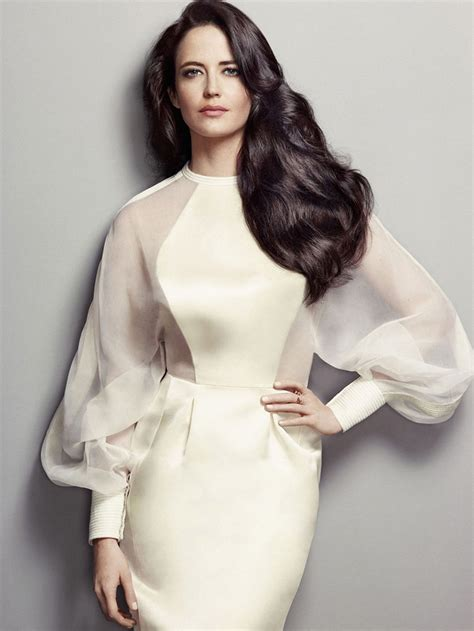 actress eva green named face of l oreal professionnel