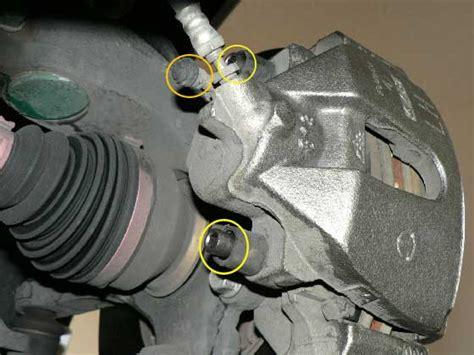mazda 3 brakes mazda3 howto install front brake pads and rotors