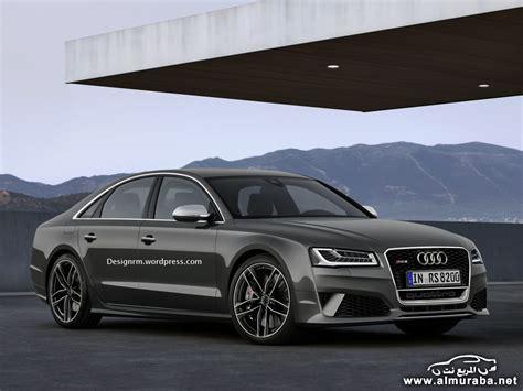 Rs 8 Audi by اودي 2015 Audi Rs8 بتطويراتها الجديدة تنافس مرسيدس