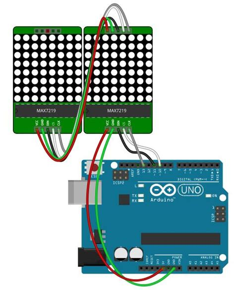 tutorial arduino adk arduino 8x8 led matrix clock schematic arduino get free