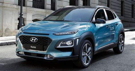 hyundai kona limited colors release date