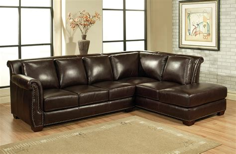 real leather sectionals sectional sofa design quality genuine leather sectional