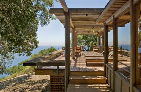 big sur cabin big sur cabin with mid century accent pieces and earth