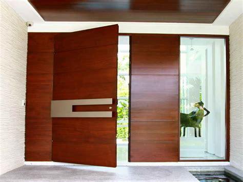 Home Hardware Building Design puertas principales modernas de madera
