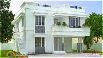 Home design photo india house plan in modern style kerala home design