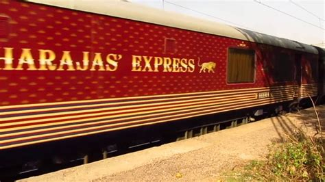 Maharajas Express Train maharajas express luxury train of india youtube