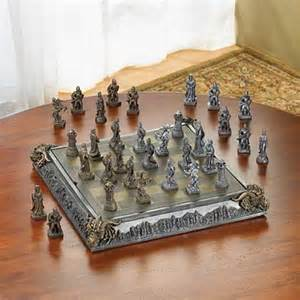 Unique Chess Sets For Sale Fantasy Themed Chess Sets For Sale Chess Forums Chess Com