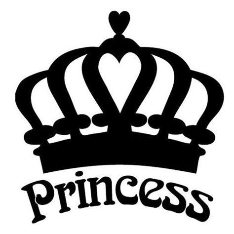 Crown Car Sticker