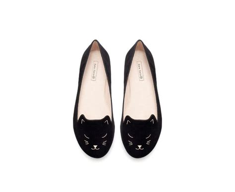 flat cat shoes zara shoes fall2013 for the