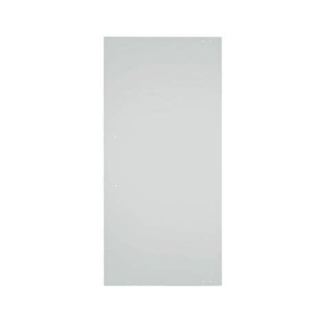 Glass Panel Door Home Depot Kohler 25 1 32 In X 42 In Glass Panel For Shower Door K 705758 L Na The Home Depot