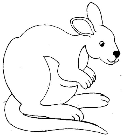 free coloring pages of australian animals