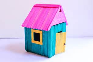 how to build a popsicle stick house puddle wonderful learning exploding popsicle sticks