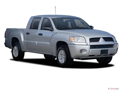 how to learn about cars 2006 mitsubishi raider 2006 mitsubishi raider review ratings specs prices and photos the car connection