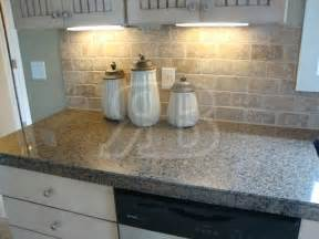 backsplash without grout 25 best ideas about granite tile countertops on
