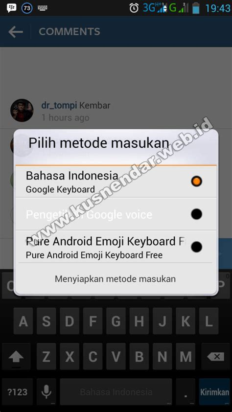 emoticons for instagram android cara memasukkan emoticon smiley di instagram android kusnendar