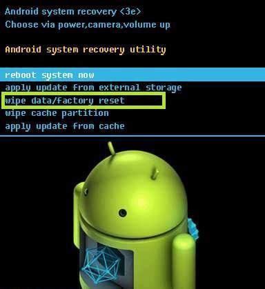 android reset every reboot как сделать hard reset на android подробная инструкция