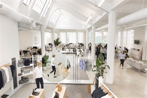 A Floor Plan by Everlane Pulls Back Curtain On Business Model And New Hq