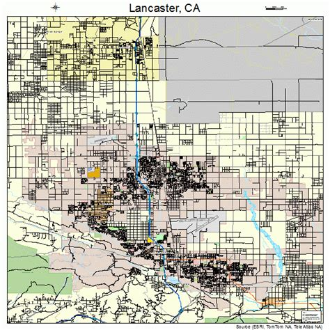 where is lancaster on a map lancaster ca pictures posters news and on your