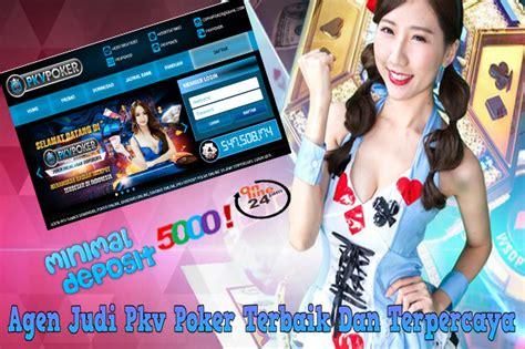 pkv poker deposit  pulsa telkomsel  xl