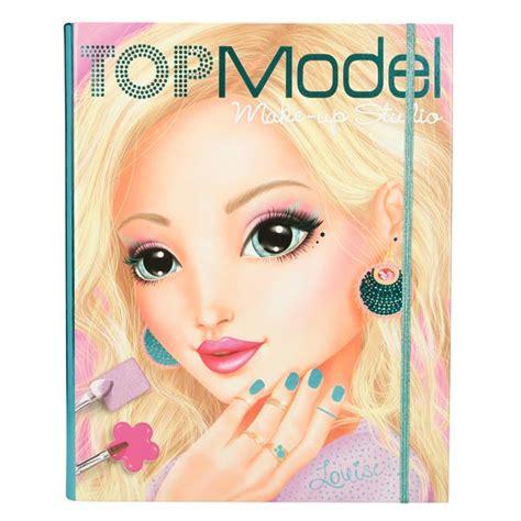 Album Top Model album coloriage top model make up studio kontiki king