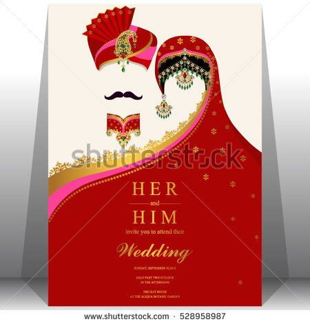 clipart for hindu wedding invitations indian wedding invitation color clipart clipground