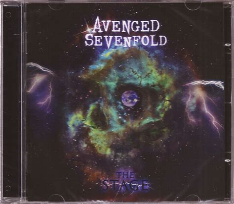 Avenged Sevenfold The Stage avenged sevenfold the stage cd album at discogs