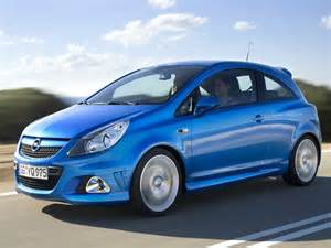 Opel Corsa Pictures Car Pictures Opel Corsa Opc 2008