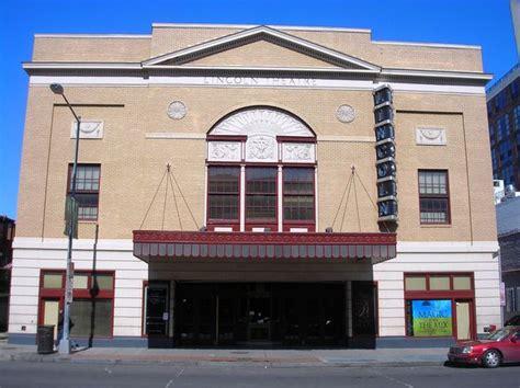 lincoln theater lincoln theatre in washington dc cinema treasures