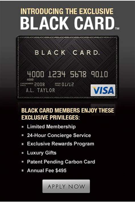Credit Limit Application Form No 144 When Companies Don T Protect Their Brands Will The Real Black Card Stand Up Ideas