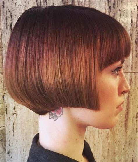 photo graduated blunt cut bob 30 beautiful and classy graduated bob haircuts