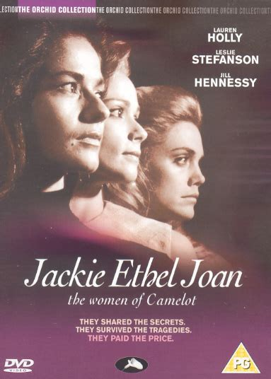 Jackie Ethel Joan Of Camelot bp jfk collection