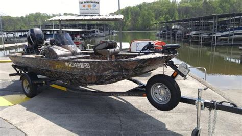 duracraft boats for sale in sc 2008 duracraft 1650 sc crappie knoxville tennessee