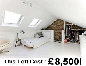 cost to convert attic to bedroom 15 best ideas about loft conversion cost on pinterest