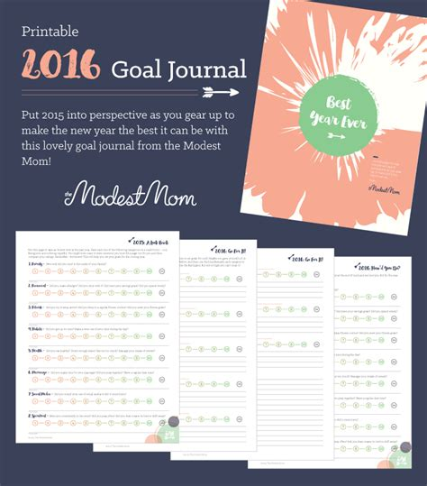 free printable goal planner 2015 15 free resources to help you get organized in 2016