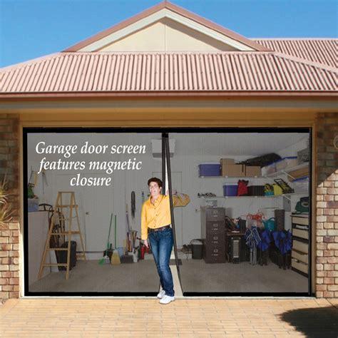magnetic screen garage door curtain magnetic screen garage door curtain decor23