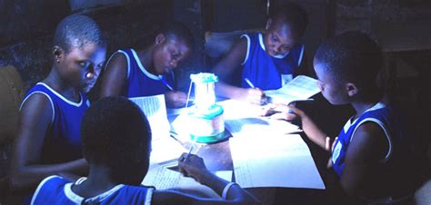 Kenya Steps Ahead Into Solar Future The Great Energy Solar Lights For Africa