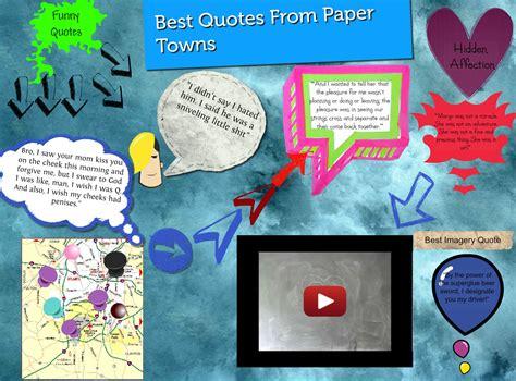 theme quotes paper towns paper quotes quotesgram