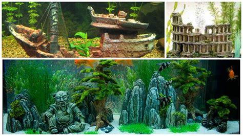 decoraci 243 n para acuarios todoacuarios - Decoracion Acuario