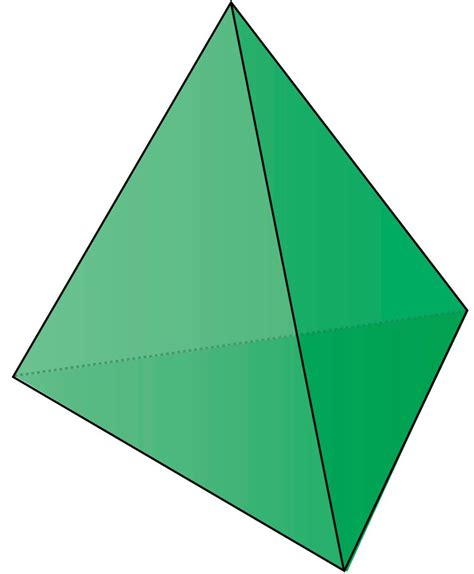 How To Make A Triangular Pyramid Out Of Paper - triangular based pyramid facts for dk find out