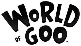 Goo by File World Of Goo Logo Png Wikimedia Commons