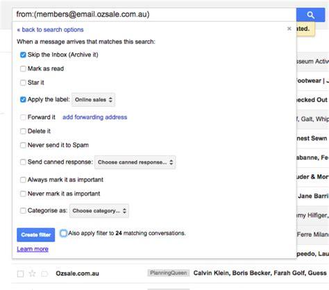 email filter online managing information flow planning with kids