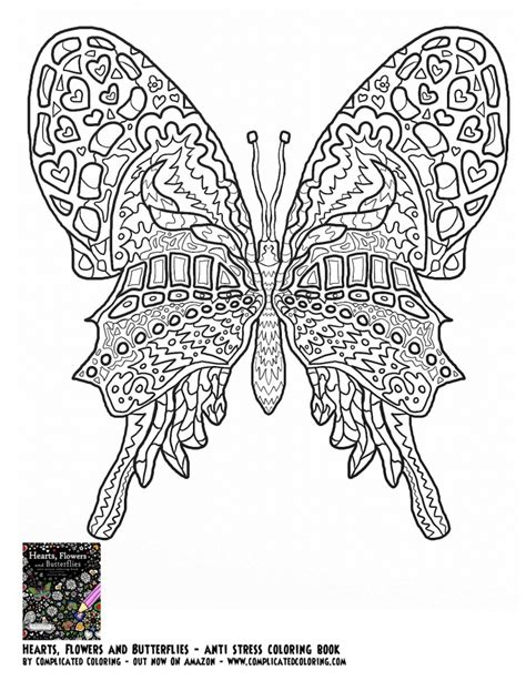 butterfly coloring page pdf get this butterfly coloring pages adults printable ayu5